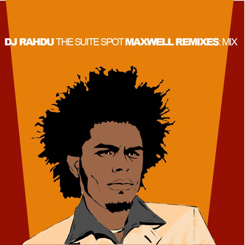 DjRahdu The Suite Spot Maxwell