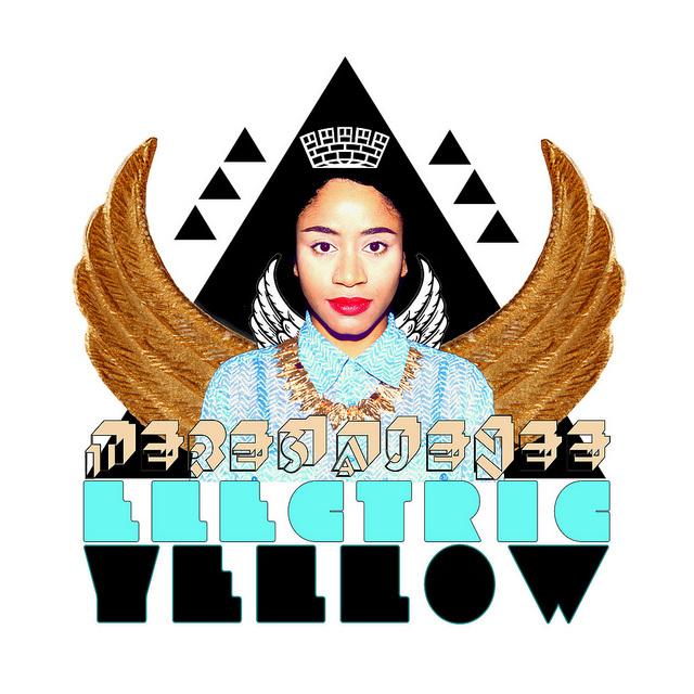 Teresa Jenee Electric Yellow